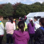 11/17第5回pink+greenマラソン大会